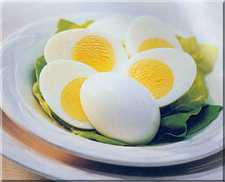 harte-boyled eggs