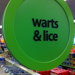 Warts n' Lice