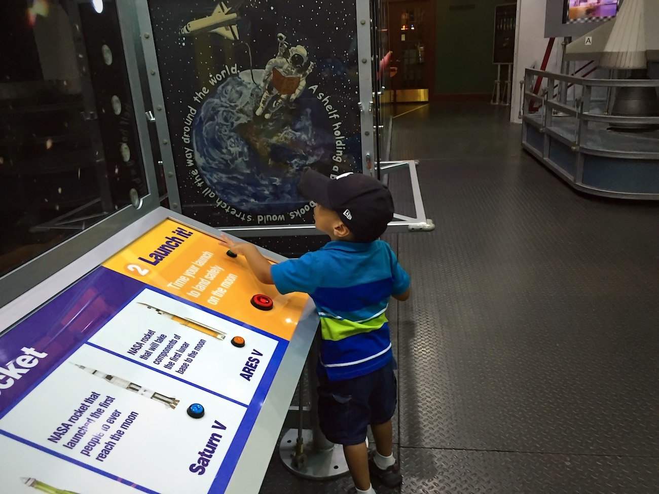 Jacob @ Michigan Science Center